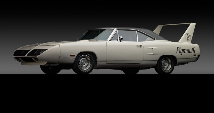 迎風奔馳的翼勇士 1970 Plymouth Road Runner Superbird