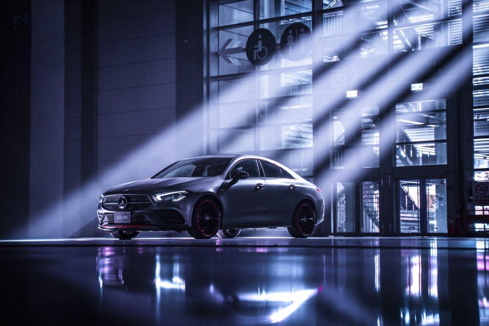The new CLA展現各自表帥的四門轎跑魅力